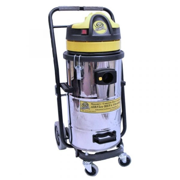 Dust Director DD1200S Vacuum, 12.5 Amp with AIRFlow HEPA Filtration.
