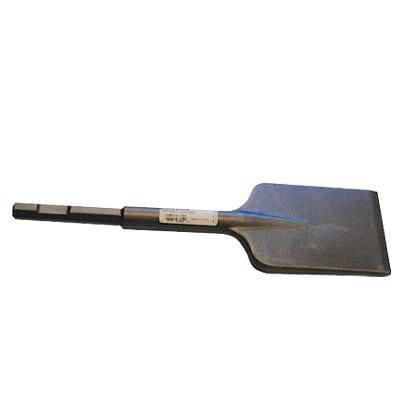 """5"""" x 18"""" Asphalt Cutter. 1-1/8"""" Hex Shank."""