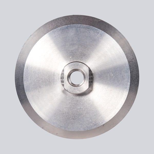 Diamond backing pads Aluminum