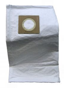 "Debris, Dust, Creosote Filter Containment Bag, for AB2400 Vacuum. Complete with 4"" Inlet Port."