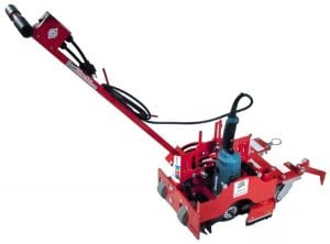 "9"" Hybrid - Used for dustless straight line sawing with retractable blade pointer."