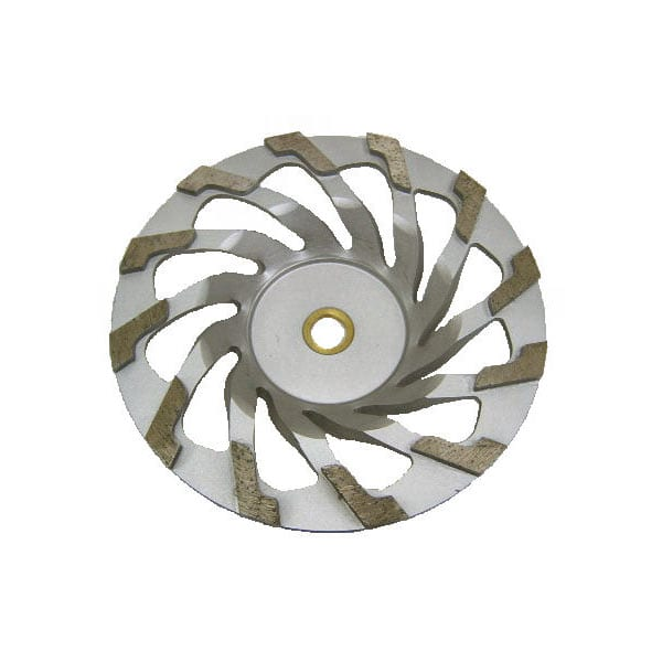 Grinding Cup Wheels - L Segment.