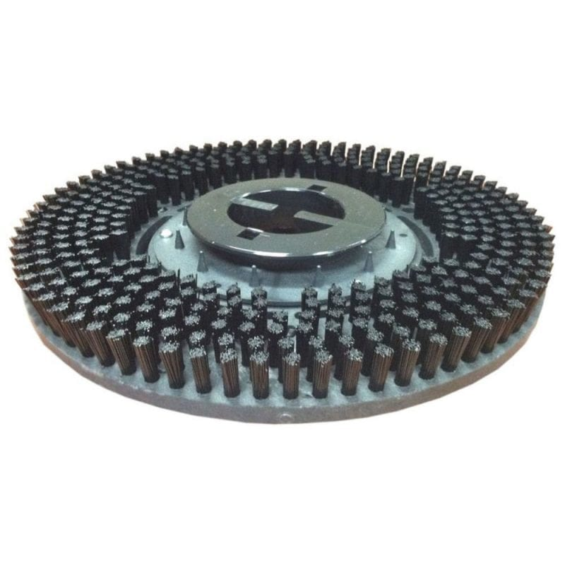 Bristle Pad Driver w/ Center Lock Nut for Pads.