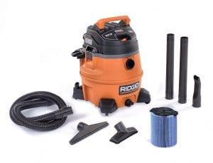 """Ridgid Vacuum - with 2-1/2"""" x 6' Hose."""