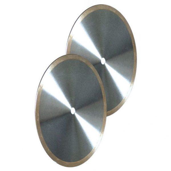 Dry Cutting, Continuous Rim - Ceramic Tile, Marble, Granite Blades.