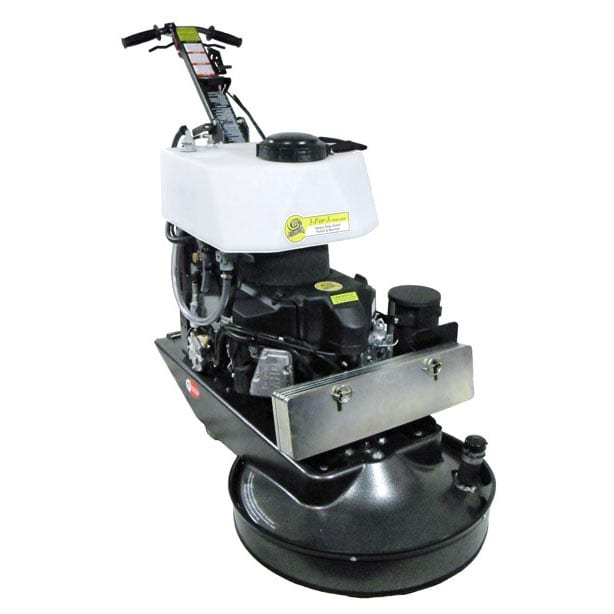 "21"" Propane Grinder / Burnisher."