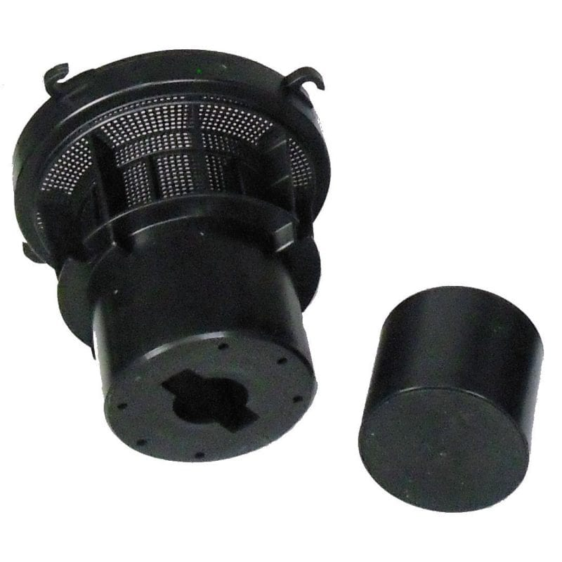 Dust Director Vacuum - Wet Conversion Filter.