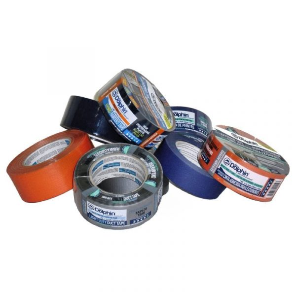 Painter, Masking & Duct Tapes - Various Types for Your Applications.